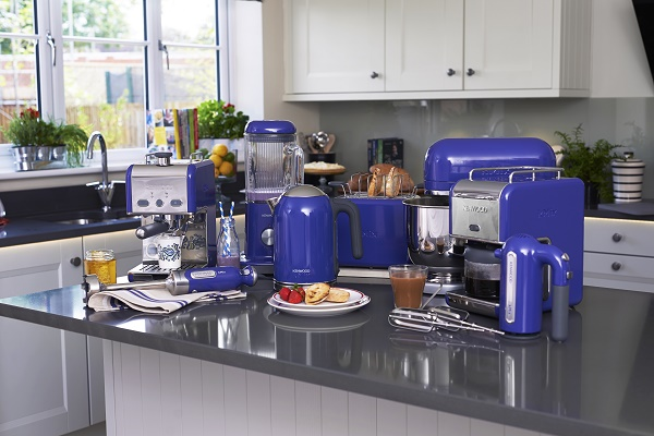 Kenwood Launches New Appliances