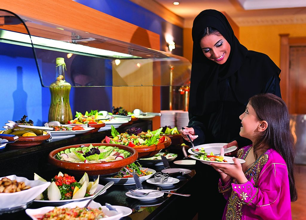 Eid Feast At Coral Beach Resort Sharjah