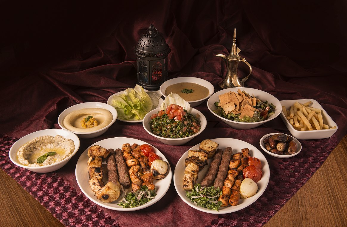 Kababji Offering A Tempting Lebanese Treat For Ramadan